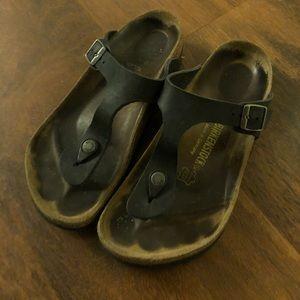Black Birkenstock Sandals